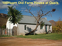 Old Farm House at Oasis
